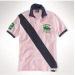 Camisa Polo Rosa Claro Dual Match Ralph Lauren - Cod 0060